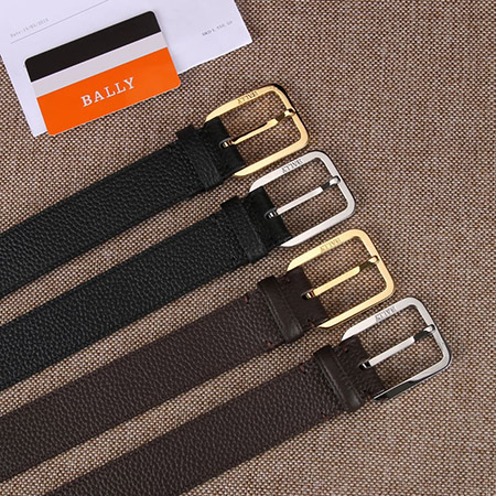 BALLY MENS BELT GENUINE LEATHER ORIGINAL QUALITY