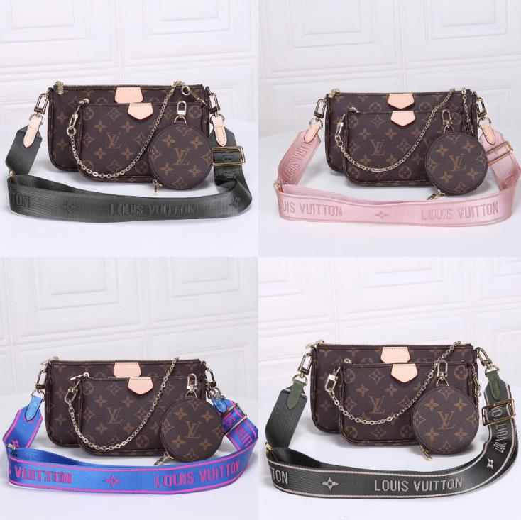 LV M44813  M44840 M44823 MULTI POCHETTE ACCESSORIES 24.0 x 16.0 x 6.0 cm