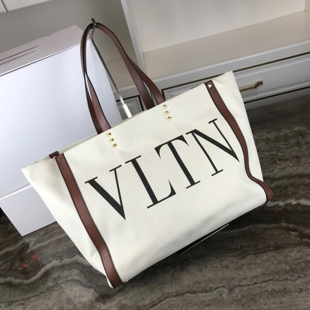 Valentino VLTN TOTE BAG SHOPPING BAG BEACH BAG 37*12*32  1102