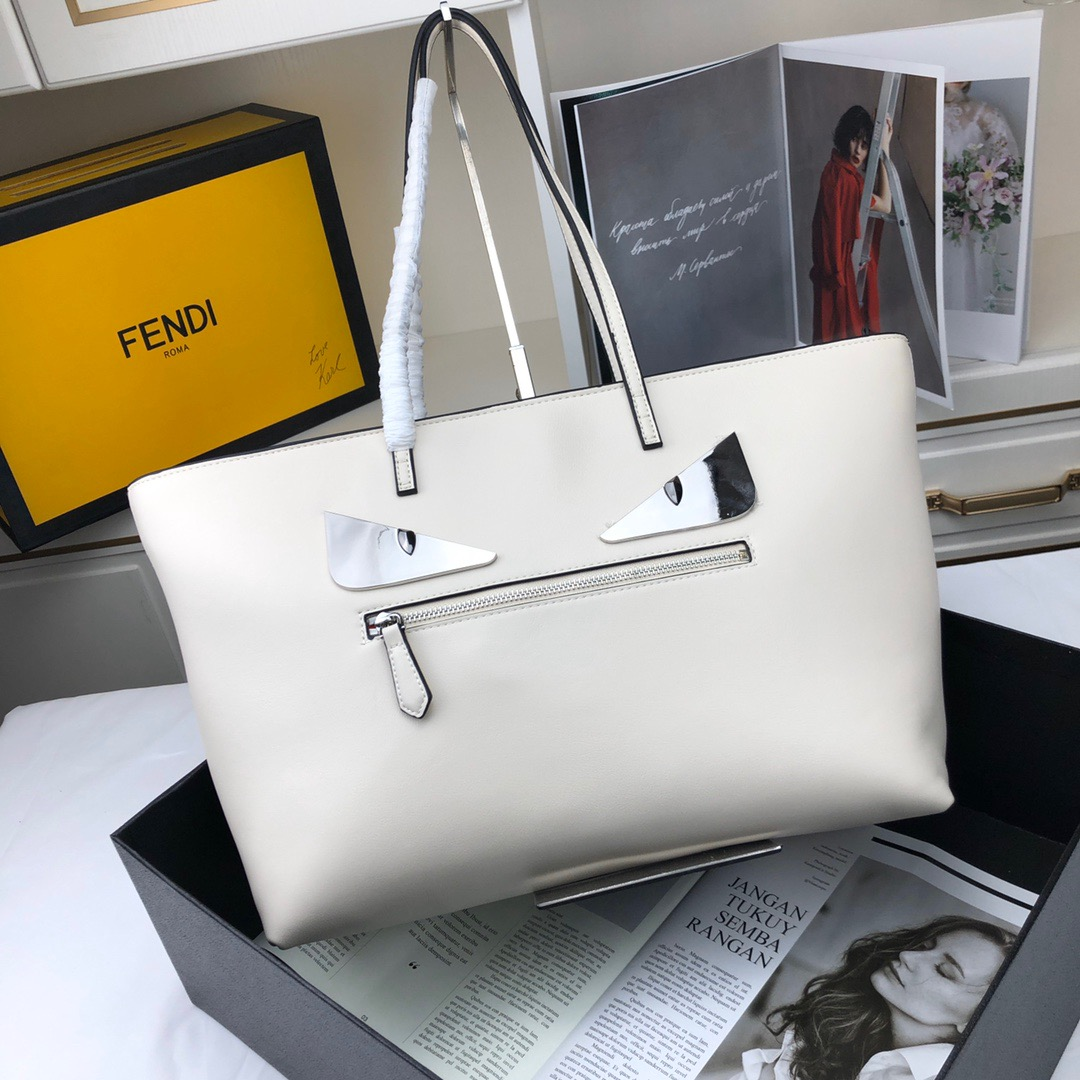 FENDI TOTE BAG HANDBAG SIZE 40-30-13cm
