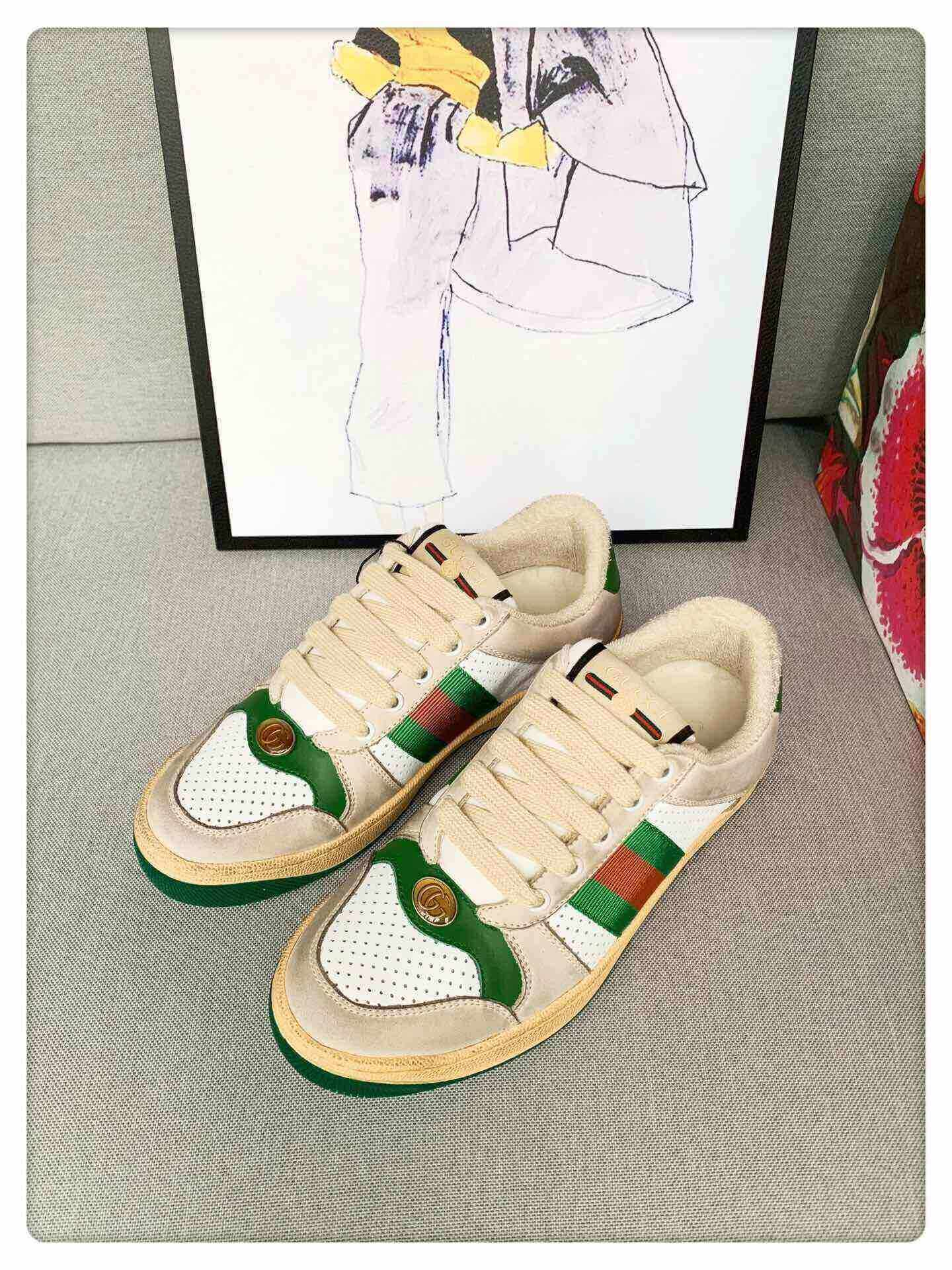 GUCCI WOMENS MENS SHOES EUROPE SIZE 35-45