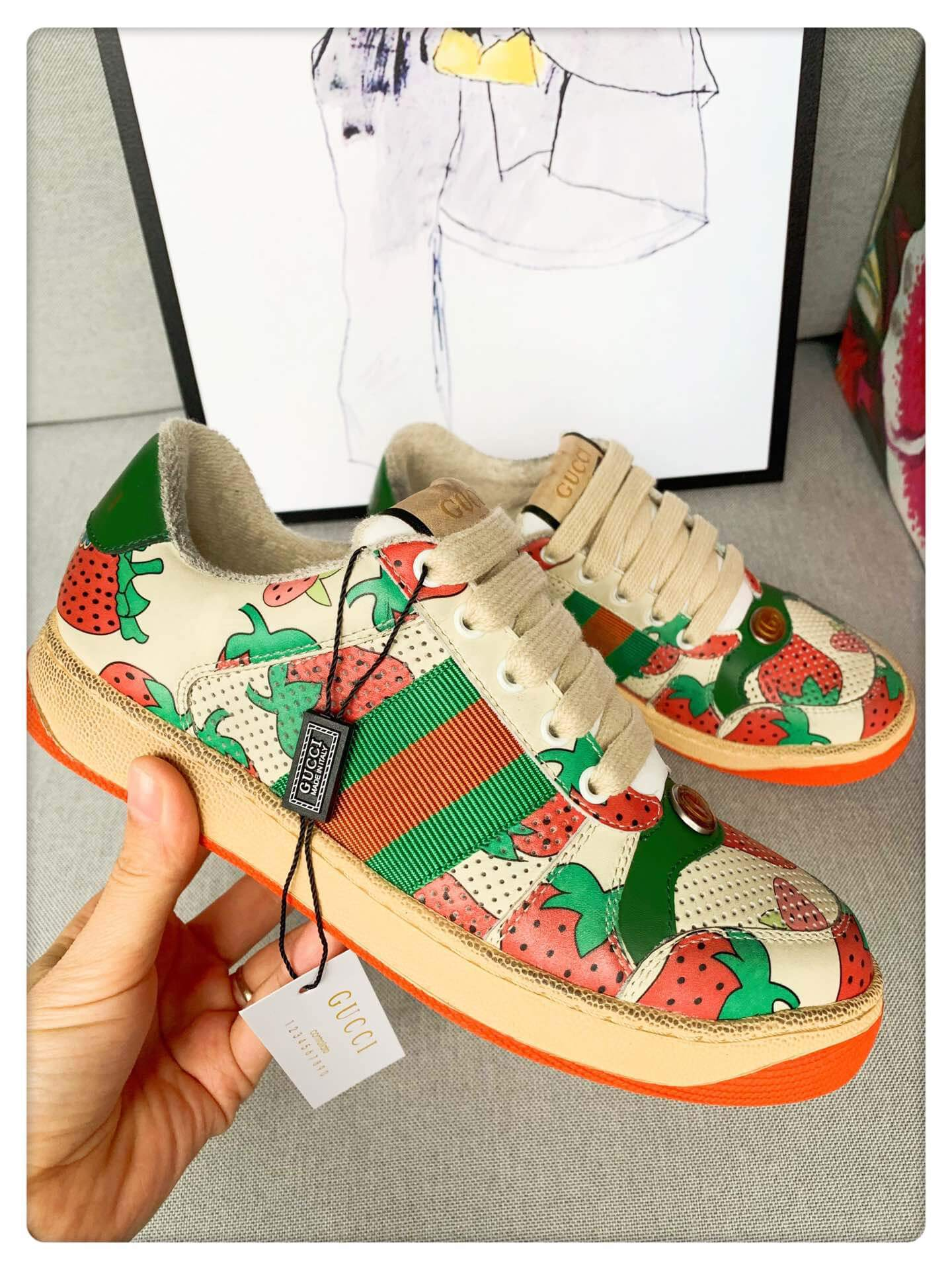 gucci WOMENS SHOES EUROPE SIZE 35-40