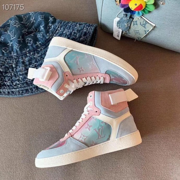LV WOMENS BOOTS high-top SHOES EUROPE SIZE 35-41