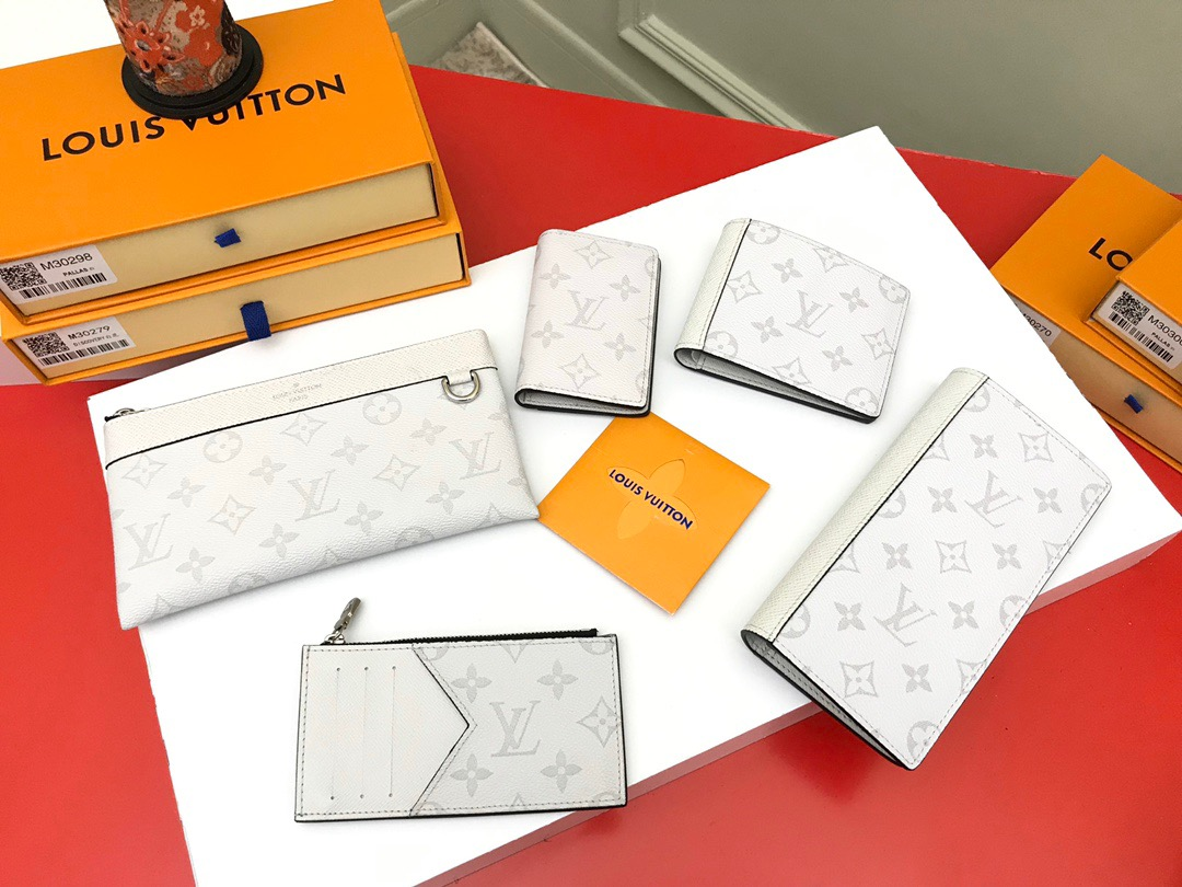 LV NEW WALLETS