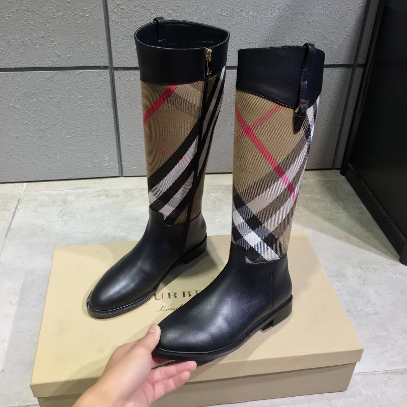 BURBERRY WOMENS SHOES BOOTS