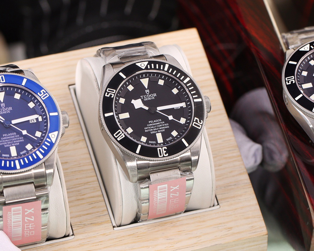 Tudor Pelagos MENS AUTHENTIC 42MMX12MM