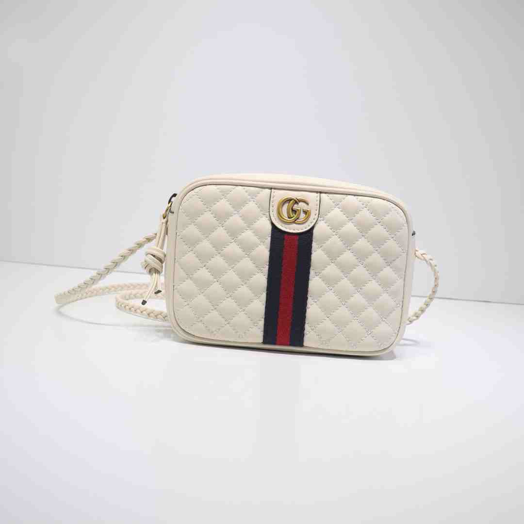 GUCCI WOMENS HANDBAG SMALL MINI CROSS BODY SHOULDER BAG 536441 16X12X5CM