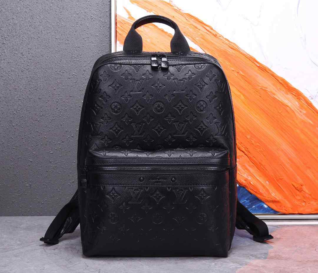 LV Sprinter BACKPACK Monogram Shadow LEATHER 32.0 x 40.0 x 20.0 cm M44727