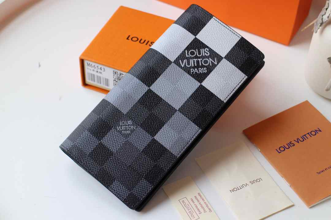 Damier Graphite Pixel BRAZZA wallet N66540 pocket wallet N63144 passport holder M60181 10x14x1cm Pochette Voyage N60412 27x21cm